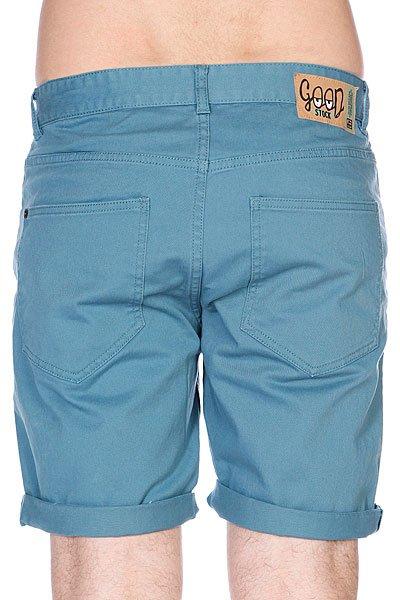 Шорты джинсовые Globe Goodstock Denim Walkshort Heritage Blue
