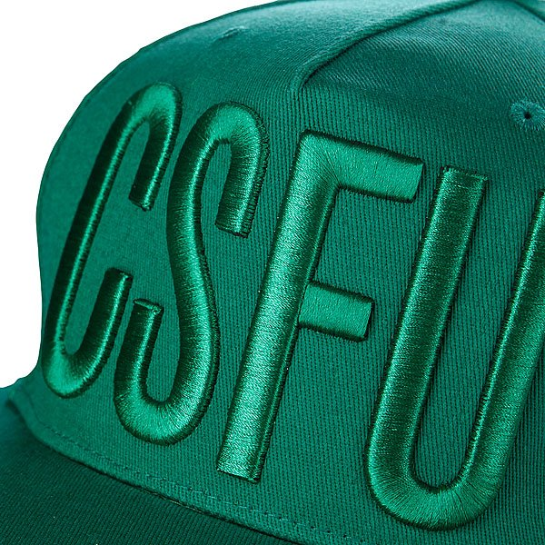 Бейсболка Creature Csfu Block Adjustable Forest