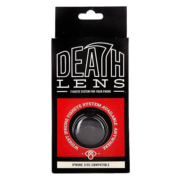 Чехол для Iphone Death Lens Fisheye Lens Red Box 5/5s