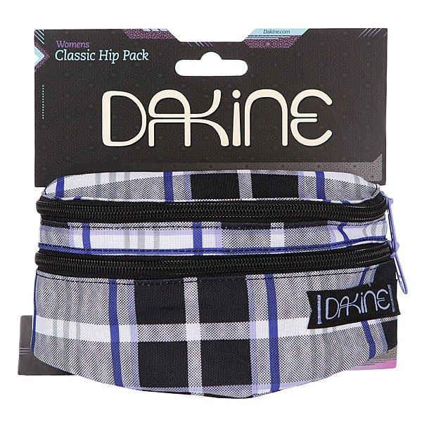 Сумка поясная женская Dakine Womens Classic Hip Pack Whitley