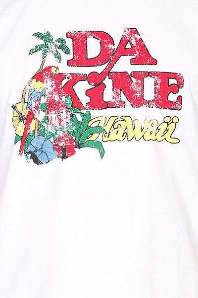 Футболка Dakine Maui White
