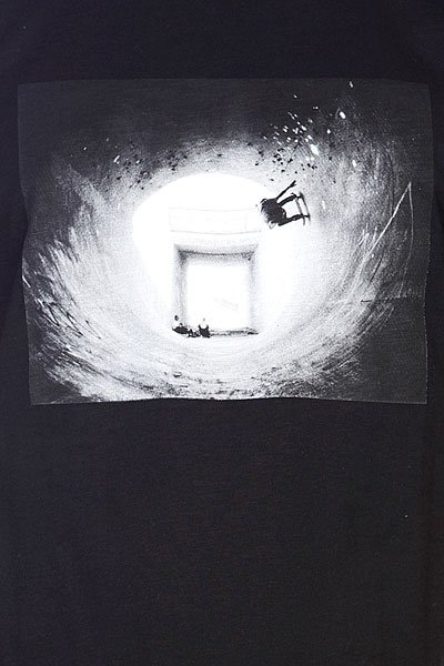 Футболка Dakine Tunnel Vision Black