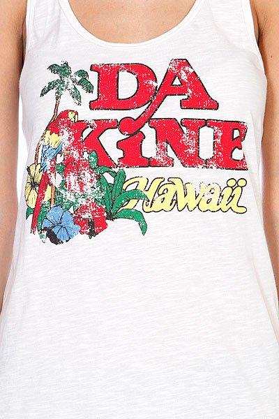 Майка женская Dakine Maui Natural White