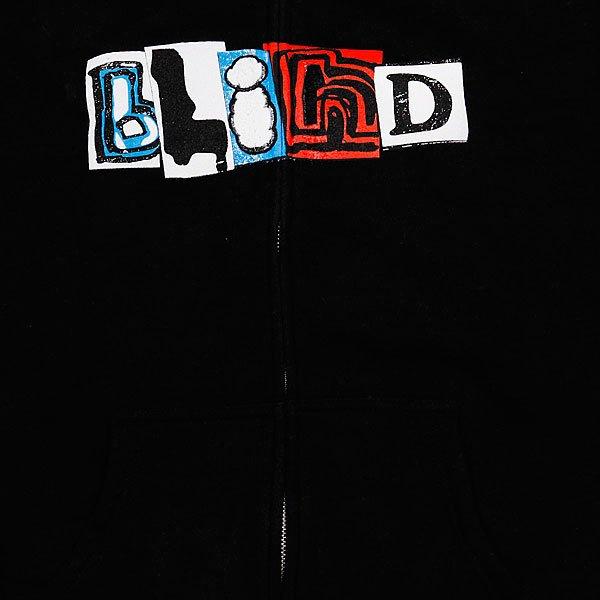 Толстовка детская Blind Hostage Youth Black