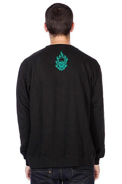Толстовка Creature Logo Crew Black