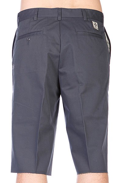Шорты Independent No Bs Work Shorts Charcoal