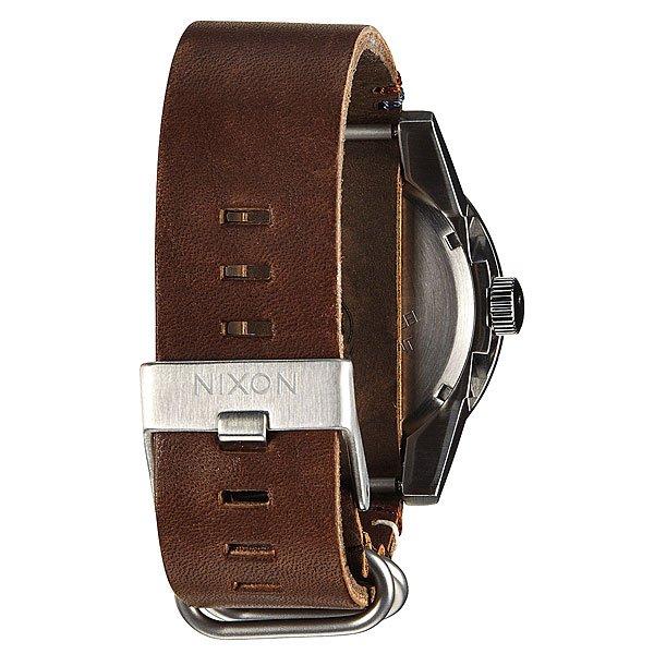 Часы Nixon Corporal Black/Brown