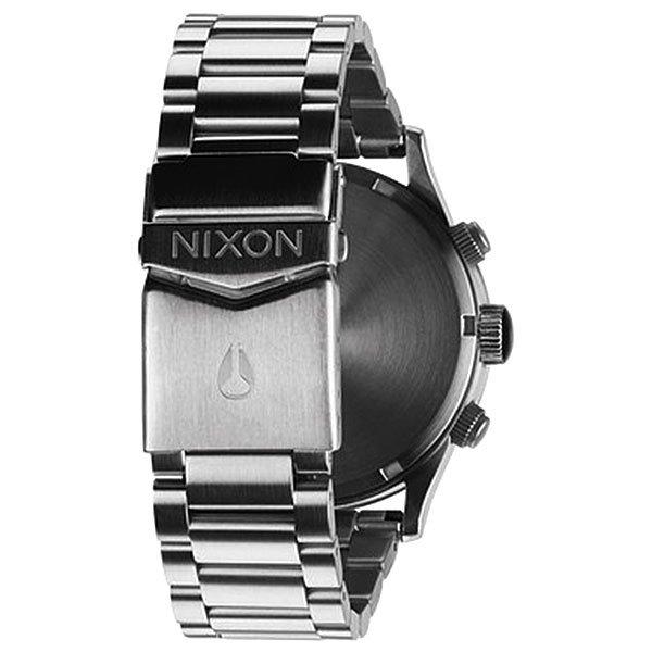Часы Nixon Sentry Chrono Black