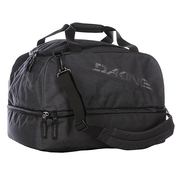 Сумка Dakine Boot Locker 69l Black Stripes