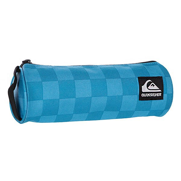 Пенал Quiksilver Pencil Case Cyan - Подарок