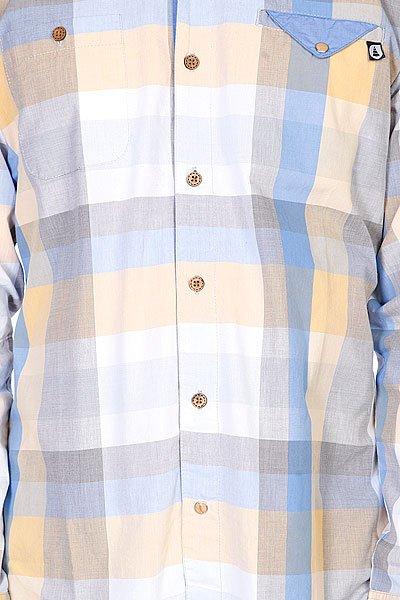 Рубашка в клетку Picture Organic Po Duck