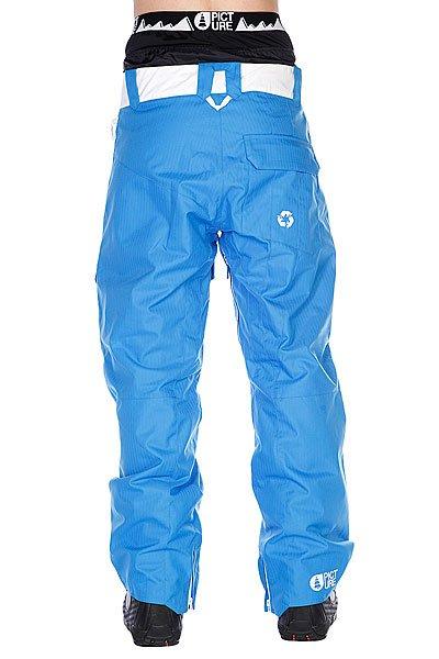 Штаны сноубордические Picture Organic Cover Blue