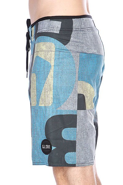 Шорты Globe Quadratic Boardie 19 Ocean