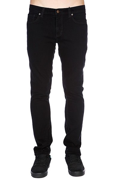 Джинсы узкие Dickies Louisiana Black