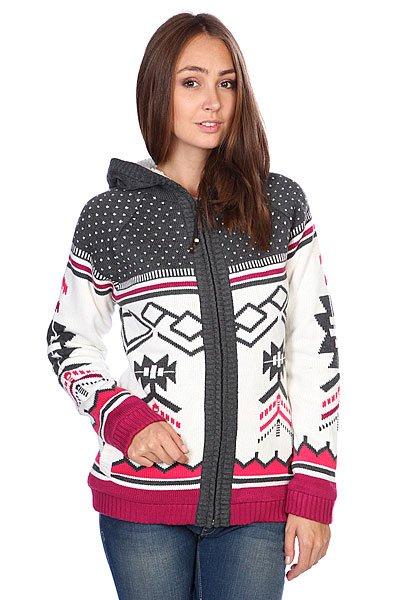 Толстовка утепленная женская Rip Curl Elayne Sweater Multico