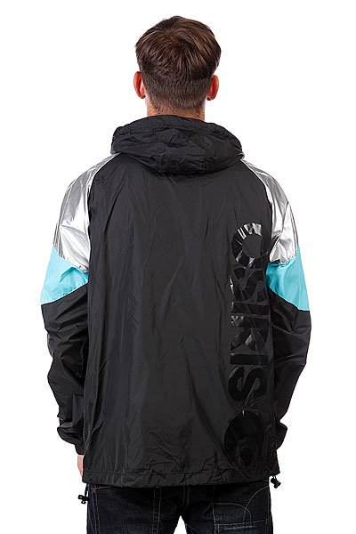 Ветровка Osiris Rio Jacket Black