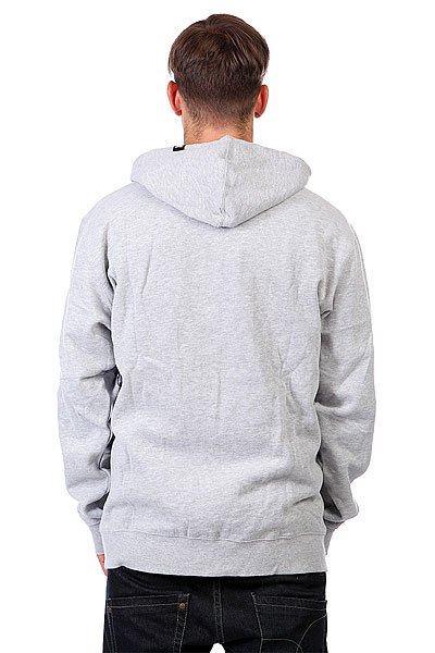 Толстовка Fallen Fury Varsity Hood Heat Grey Royal White