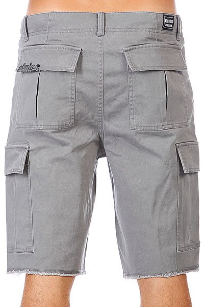 Шорты Etnies Ravedge Short Grey