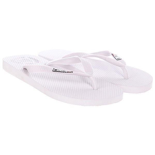 Шлепанцы Circa Logo Sandal White