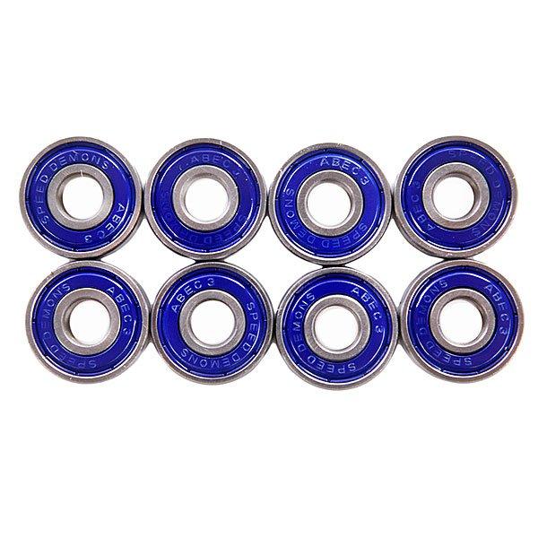 Подшипники Speed Demons Abec 3 Blue