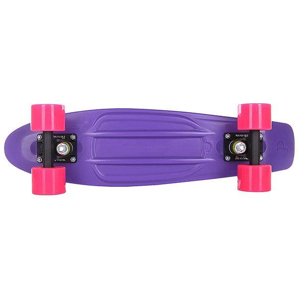 Скейт мини круизер Penny Original Purple 22 (55.9 см)