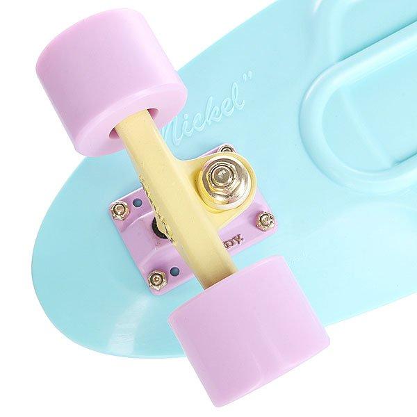 Скейт мини круизер Penny Nickel Pastels Mint 27 (68.6 cм)
