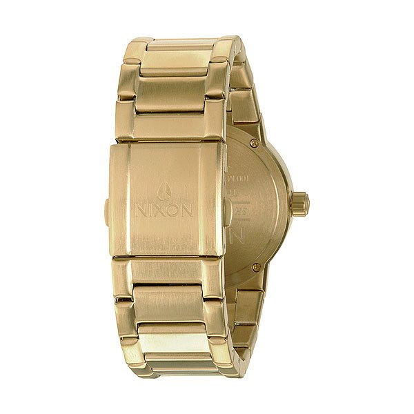 Часы Nixon Cannon All Gold