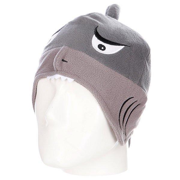 Шапка детская Billabong Sea Monsters Beanie Grey