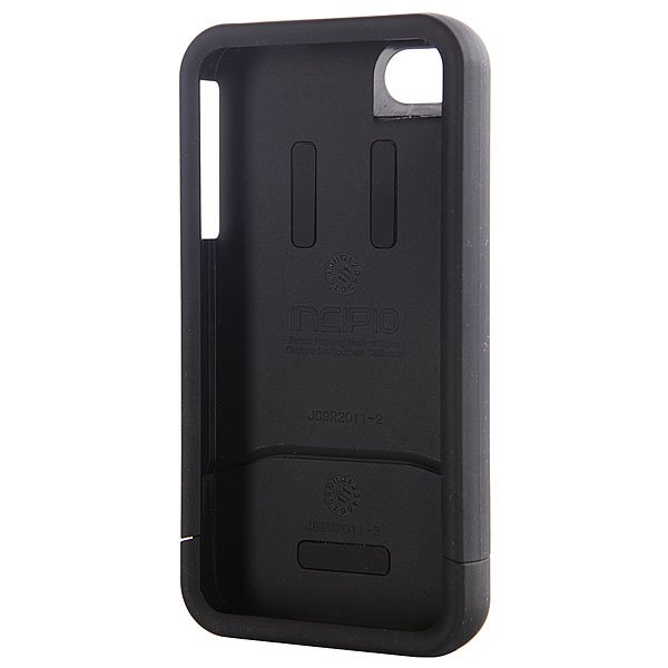 Чехол для Iphone Incipio Cliche Camera Edge Iphone 4 Incipio Case Black