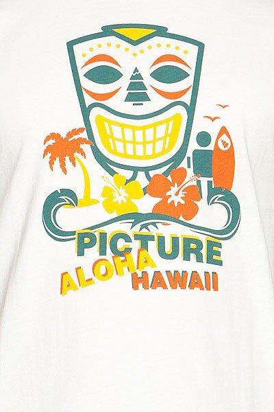 Футболка Picture Organic Aloha White