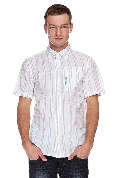 Рубашка Santa Cruz Janitor Blue Stripe