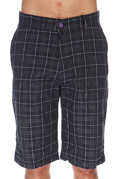 Шорты Santa Cruz Vacation Indigo Check