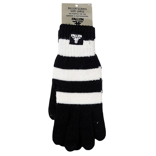 Перчатки женские Fallen Surplus Glove White/Black
