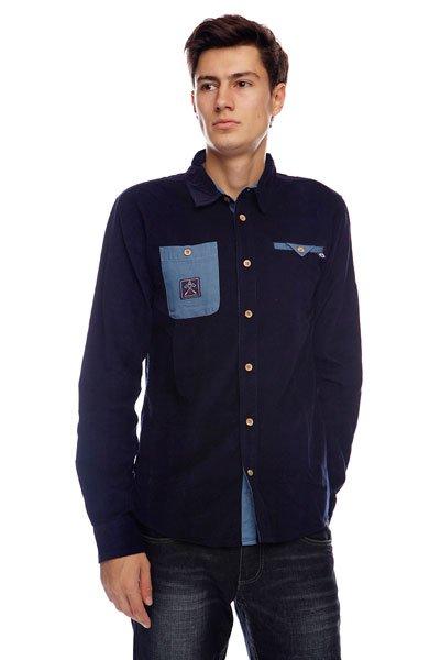 Рубашка Picture Organic Organic Bobby Dark Blue