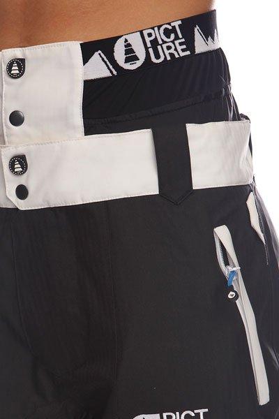 Штаны сноубордические Picture Organic Cover Black