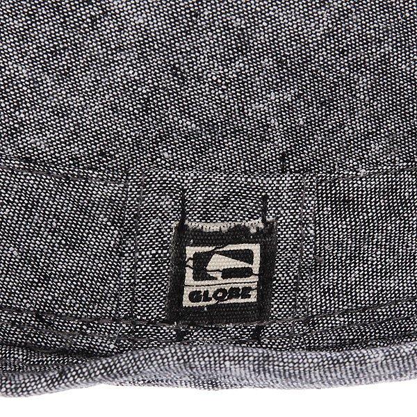 Шляпа Globe Bebida Fedora Black