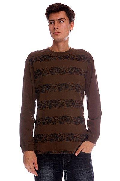 Джемпер Globe Swyd Stripe Mid Dark Brown