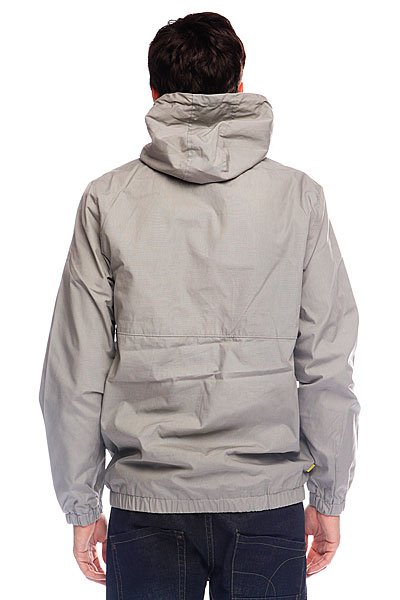 Анорак Etnies Presd Jacket Grey