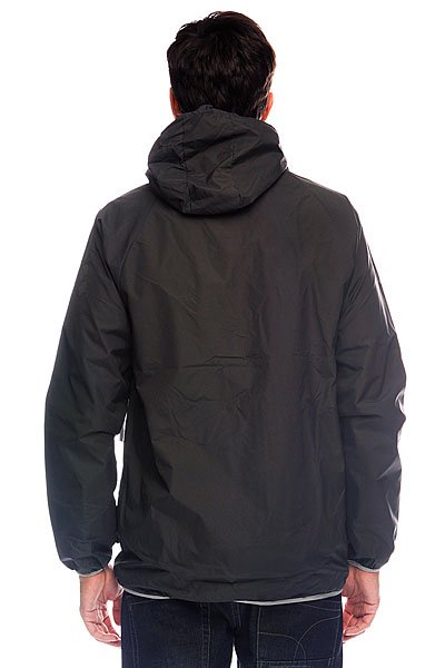 Ветровка Etnies Breaker Jacket Black
