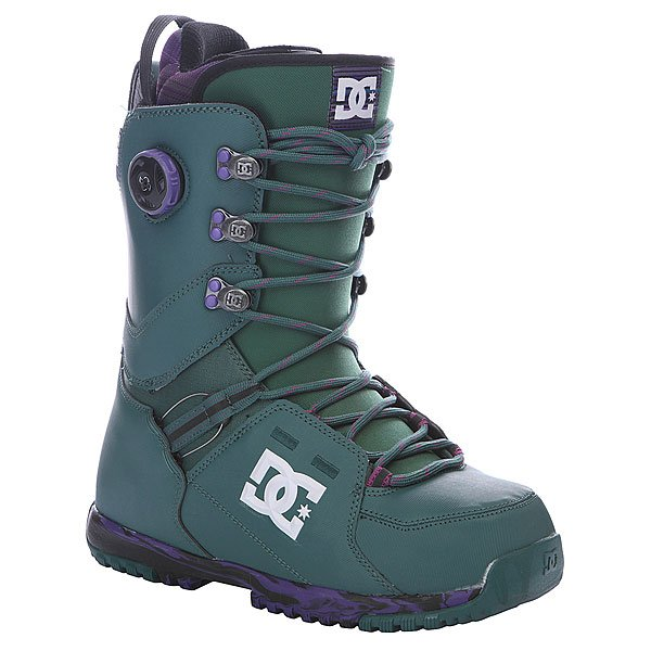 Ботинки для сноуборда DC Shoes Kush Purple Haze
