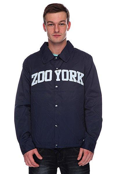 Ветровка Zoo York White Park Navy