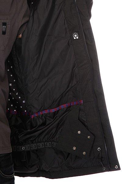 Куртка DC Servo Caviar