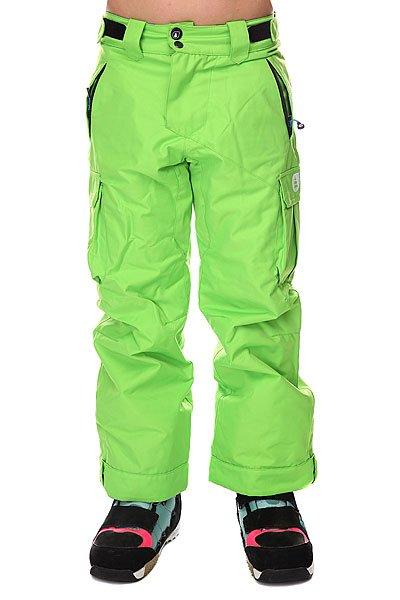 Штаны сноубордические Picture Organic Kiddy Pant Green