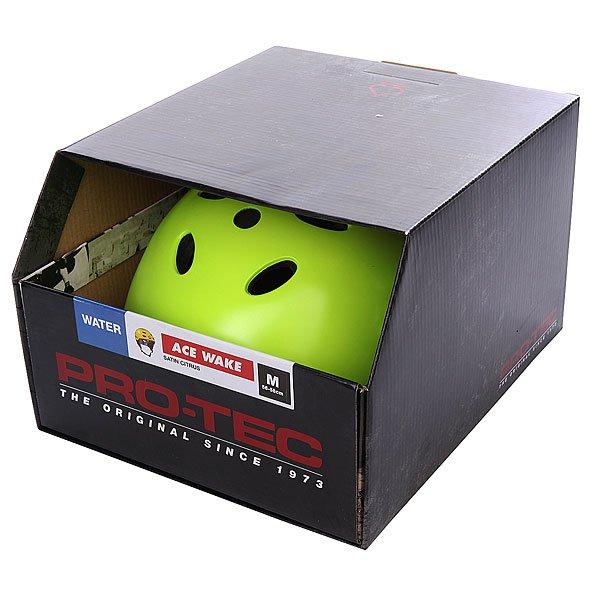 Шлем для скейтборда Pro-Tec Ace Wake Satin Citrus