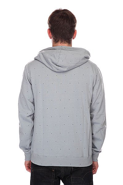 Толстовка Neff Dotted Anthracite