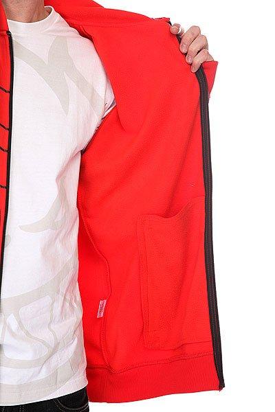 Толстовка сноубордическая Neff Daily Shredder Red