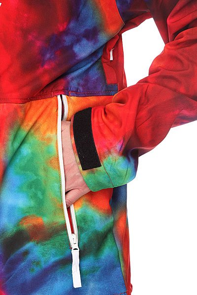 Куртка Neff Daily Softshell Multicolor