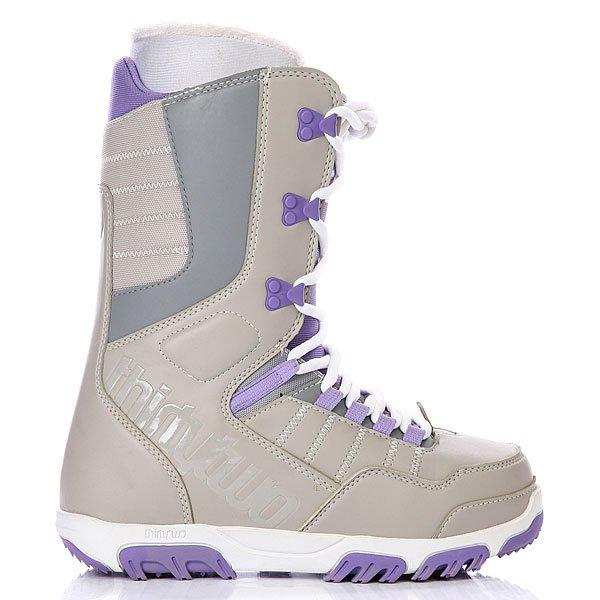 Ботинки для сноуборда женские Thirty Two Prion Grey