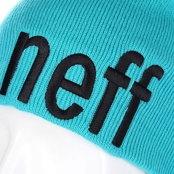 Шапка носок Neff Form Teal