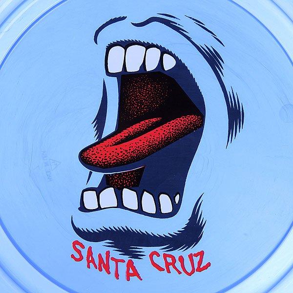Фрисби Santa Cruz Big Mouth Flyer Blue
